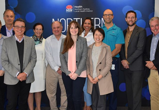 Northern Sydney leading the way with arthritis research and clinical care